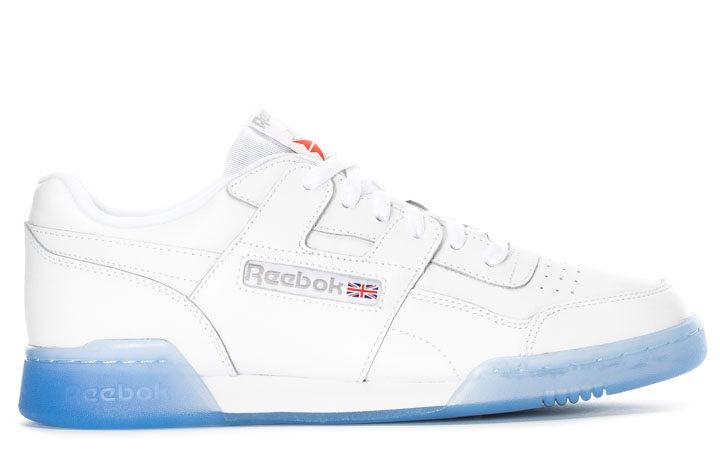 """Reebok Workout Plus """"White Ice"""""""