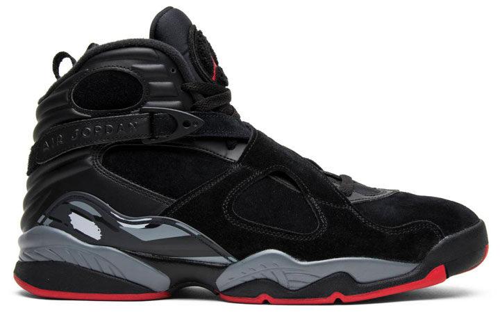 "Air Jordan 8 Retro ""Black Cement"""